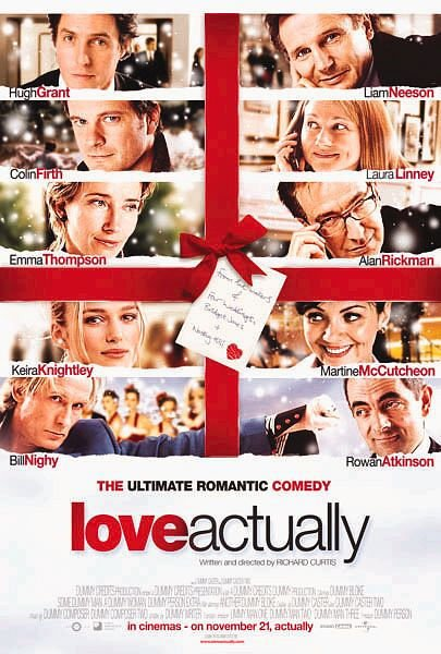kerstfilm love actually