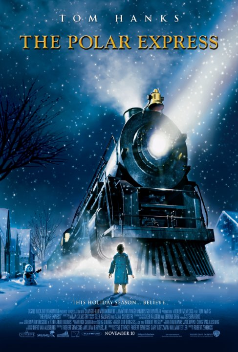 kerstfilm polar express