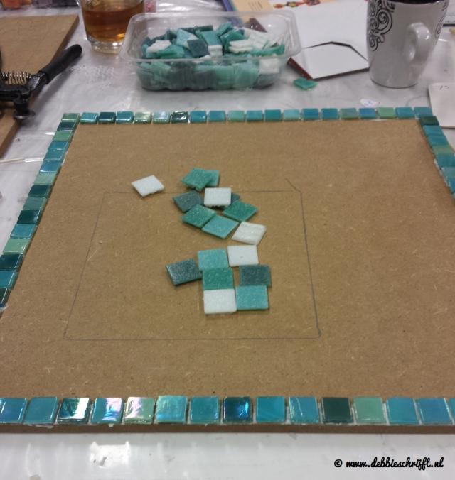 mozaiek voor